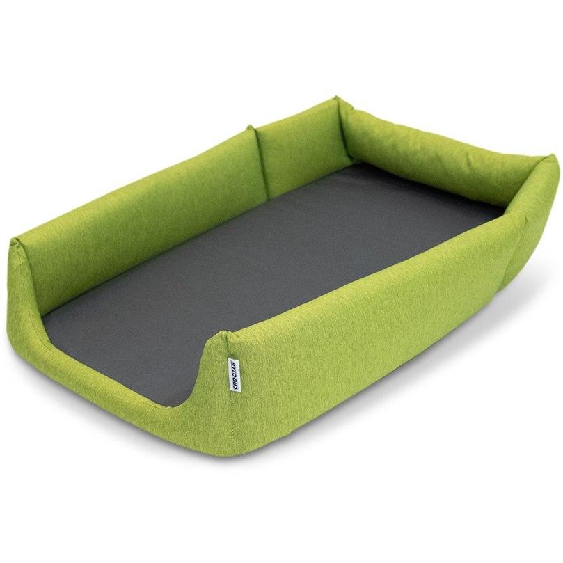 Picture of Croozer Dog Bed for Dog Jokke / Dog XL - grasshopper green