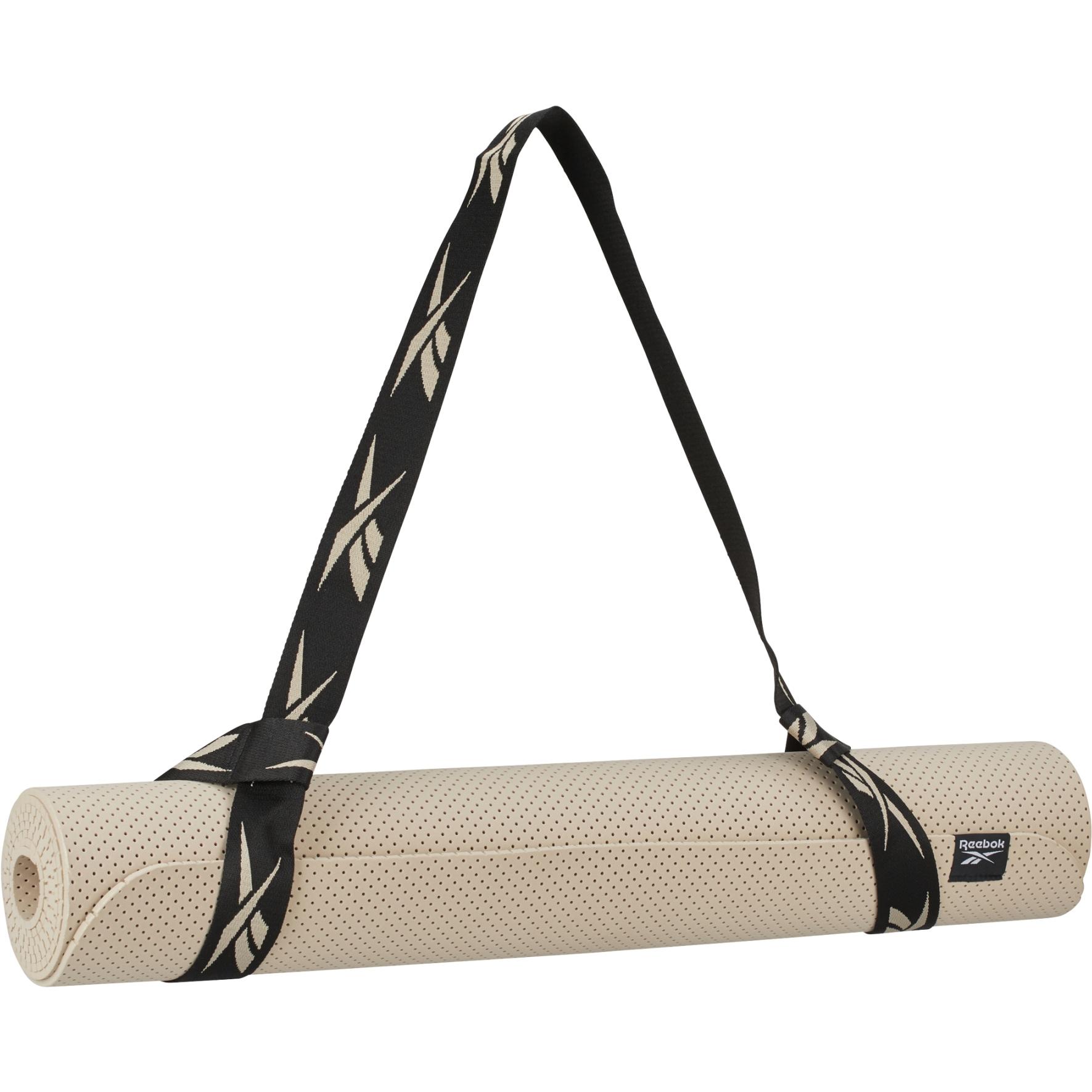 Reebok Tech Style Yoga Mat - modern beige
