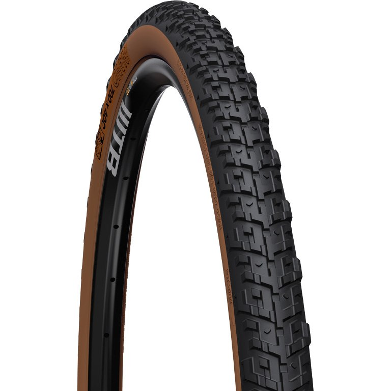 WTB Nano TCS Light Fast Rolling Folding Tire - 40-622 - black/tan