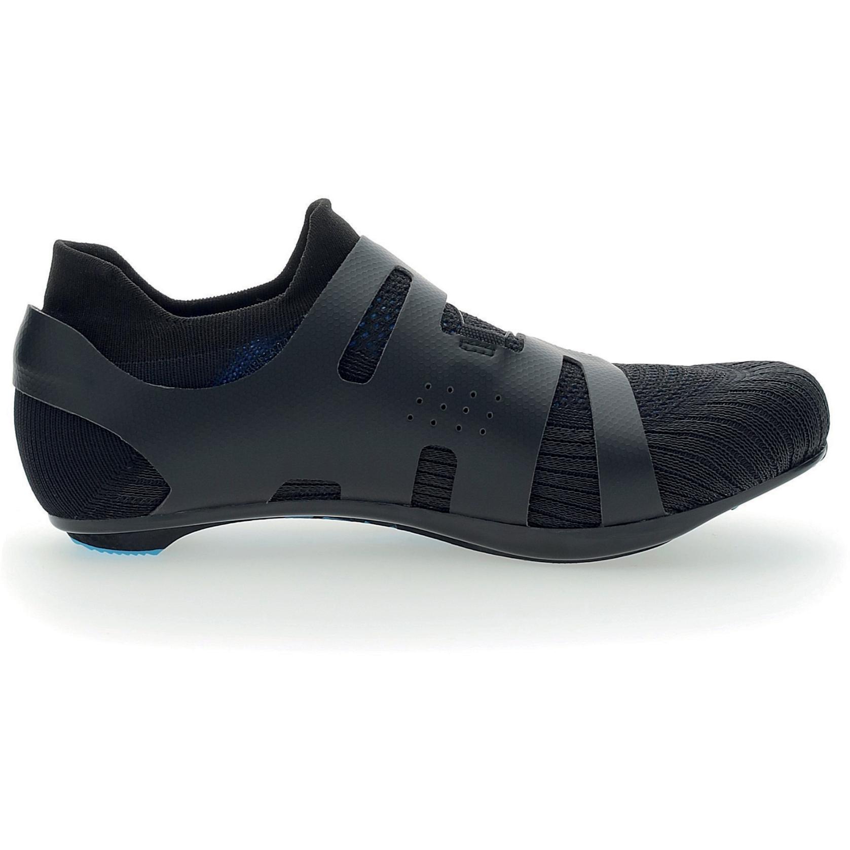 Bild von UYN Naked Carbon Rennradschuhe - Schwarz/Blau