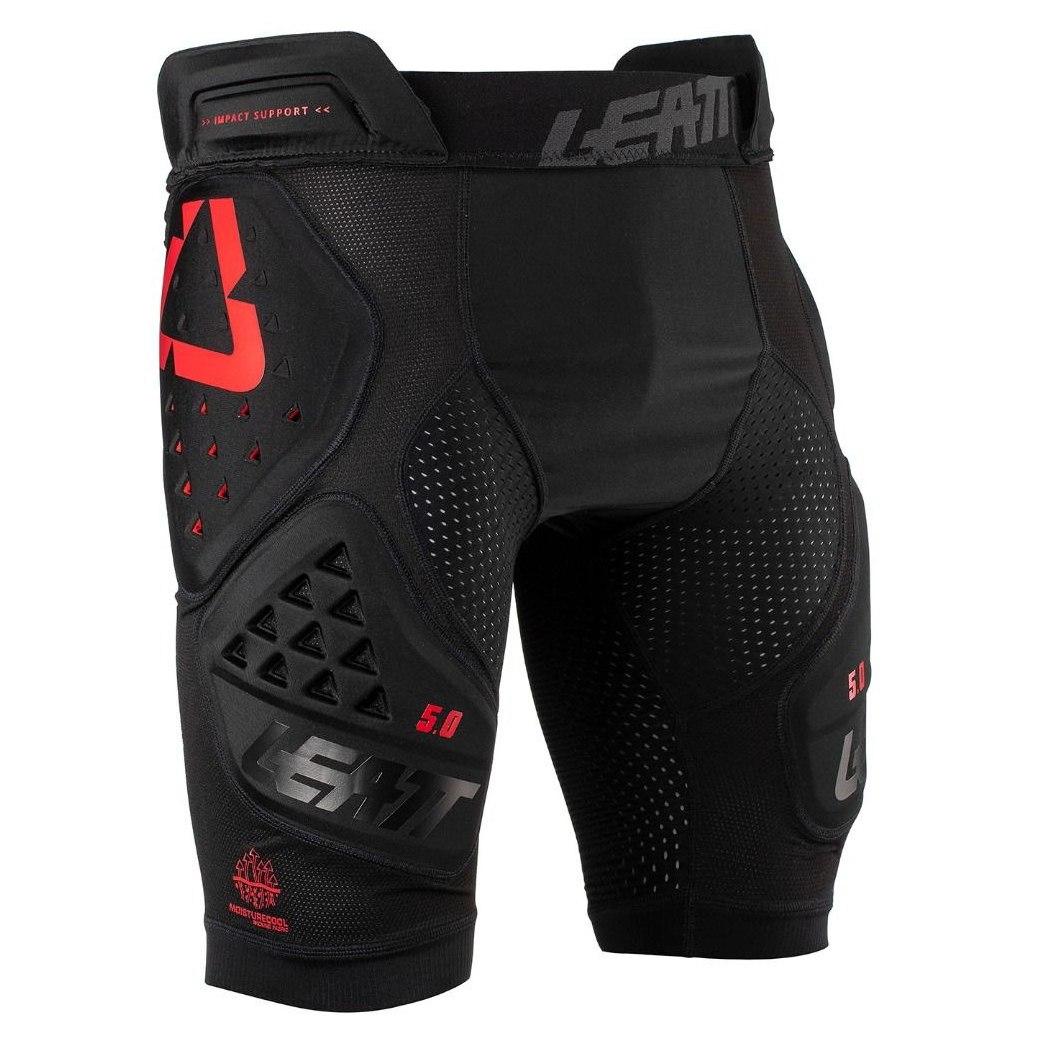 Produktbild von Leatt Impact Shorts 3DF 5.0 - black