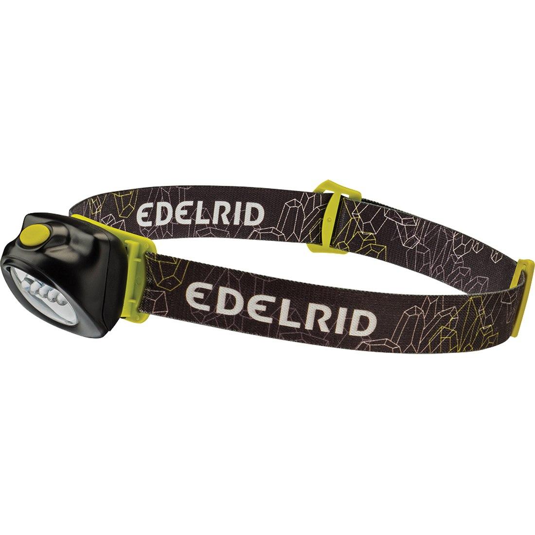 Edelrid Pentalite Headlamp - night-oasis