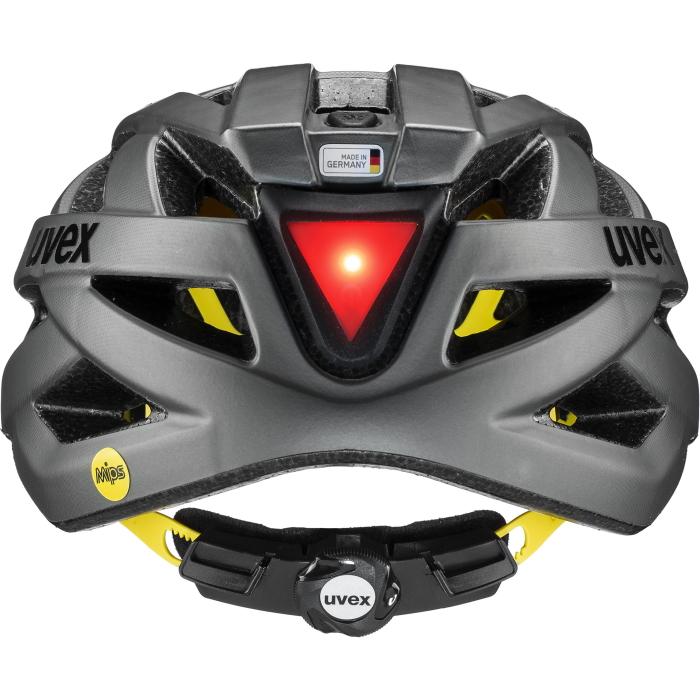 Image of Uvex city i-vo MIPS Helmet - titan mat
