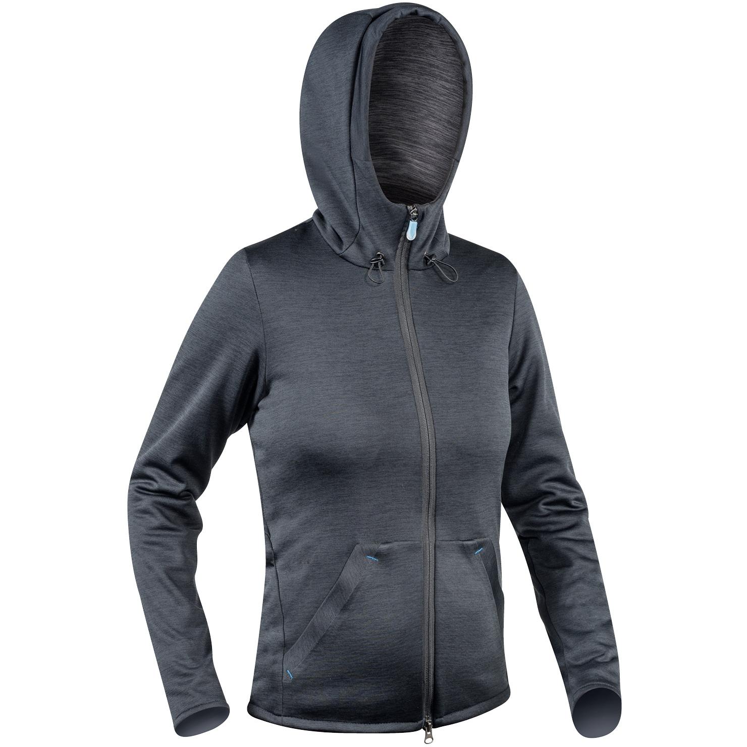 Produktbild von Komperdell Full Zip Hoody Damen Protektorenjacke