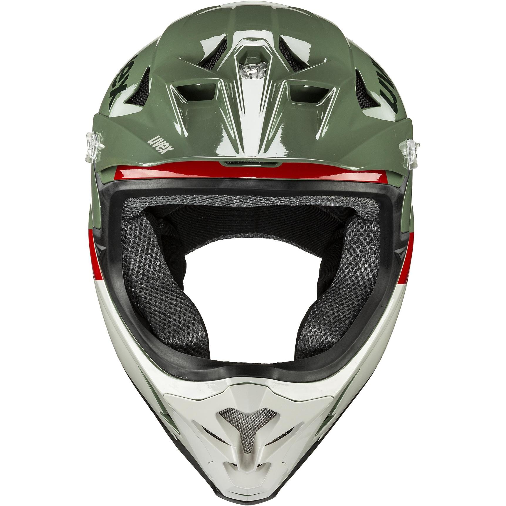 Image of Uvex hlmt 10 bike Helmet - moss green sand