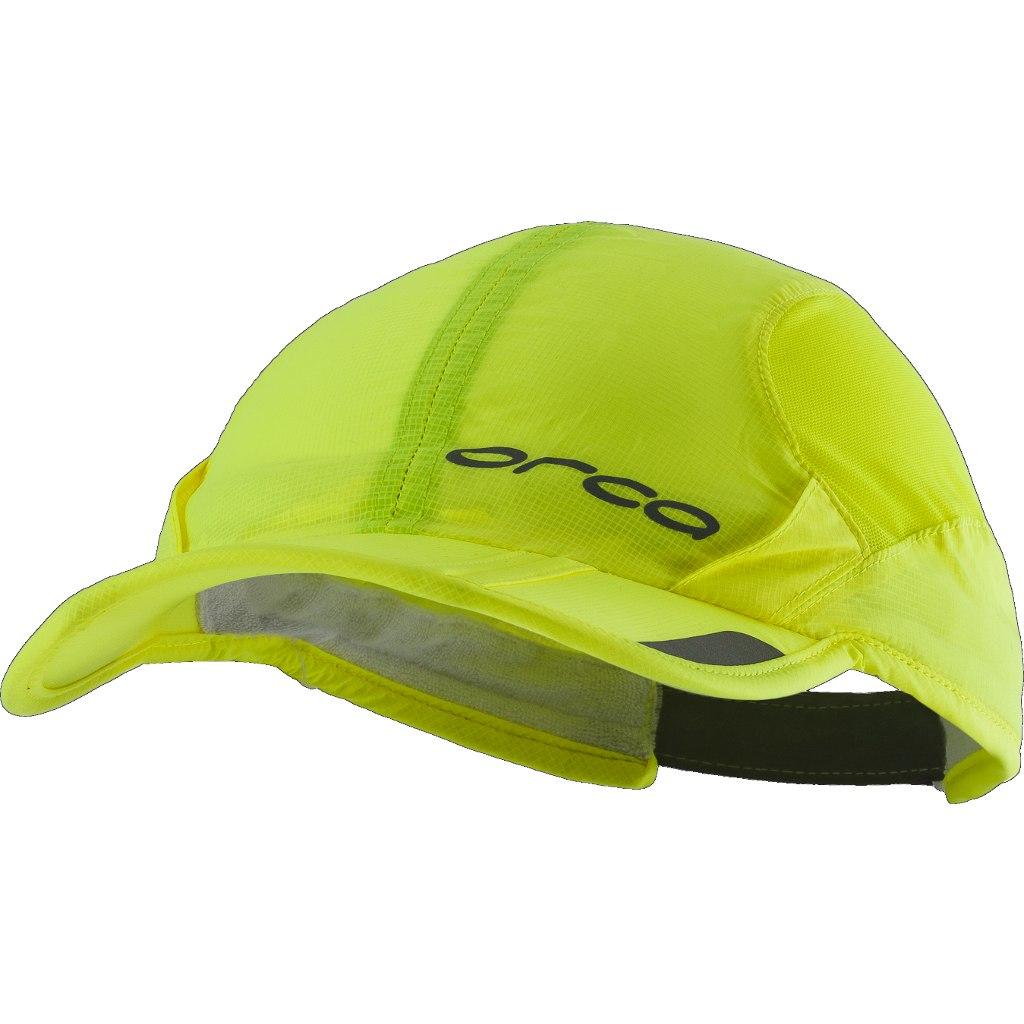 Produktbild von Orca Foldable Cap Faltbare Mütze Unisex - neon yellow