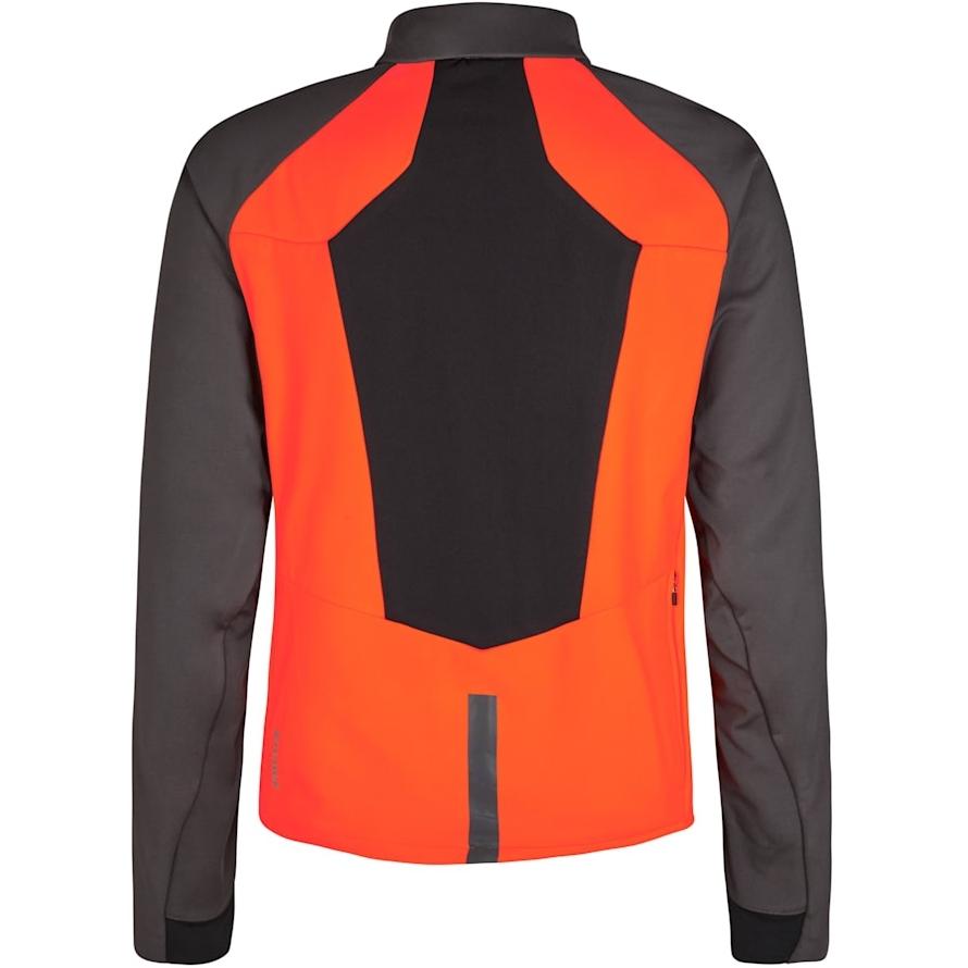 Image of Ziener Nabucco Softshell Jacket - neon orange