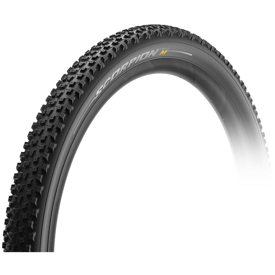 Pirelli Scorpion M MTB Folding Tire - 29x2.4 Inches - black