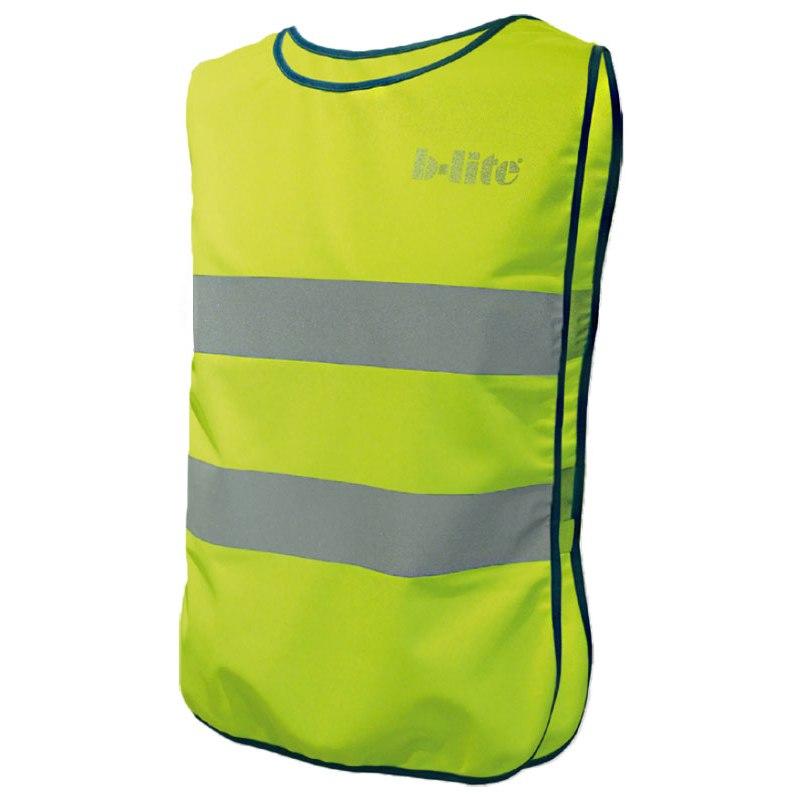 B-Lite Vest Classic 1150 Plus Reflective Safety Vest - neon yellow