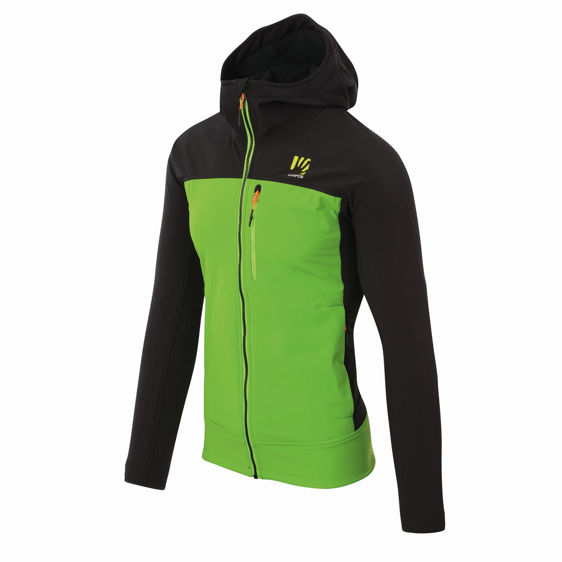 Karpos Jelo Jacket - apple green black