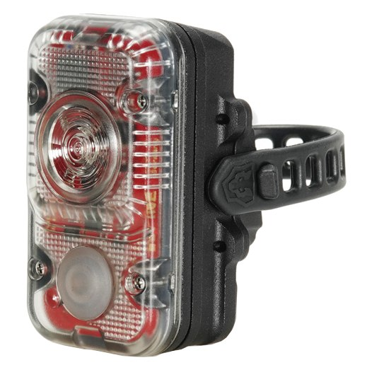 Lupine Rotlicht Max LED Rear Light - German StVZO approved - black