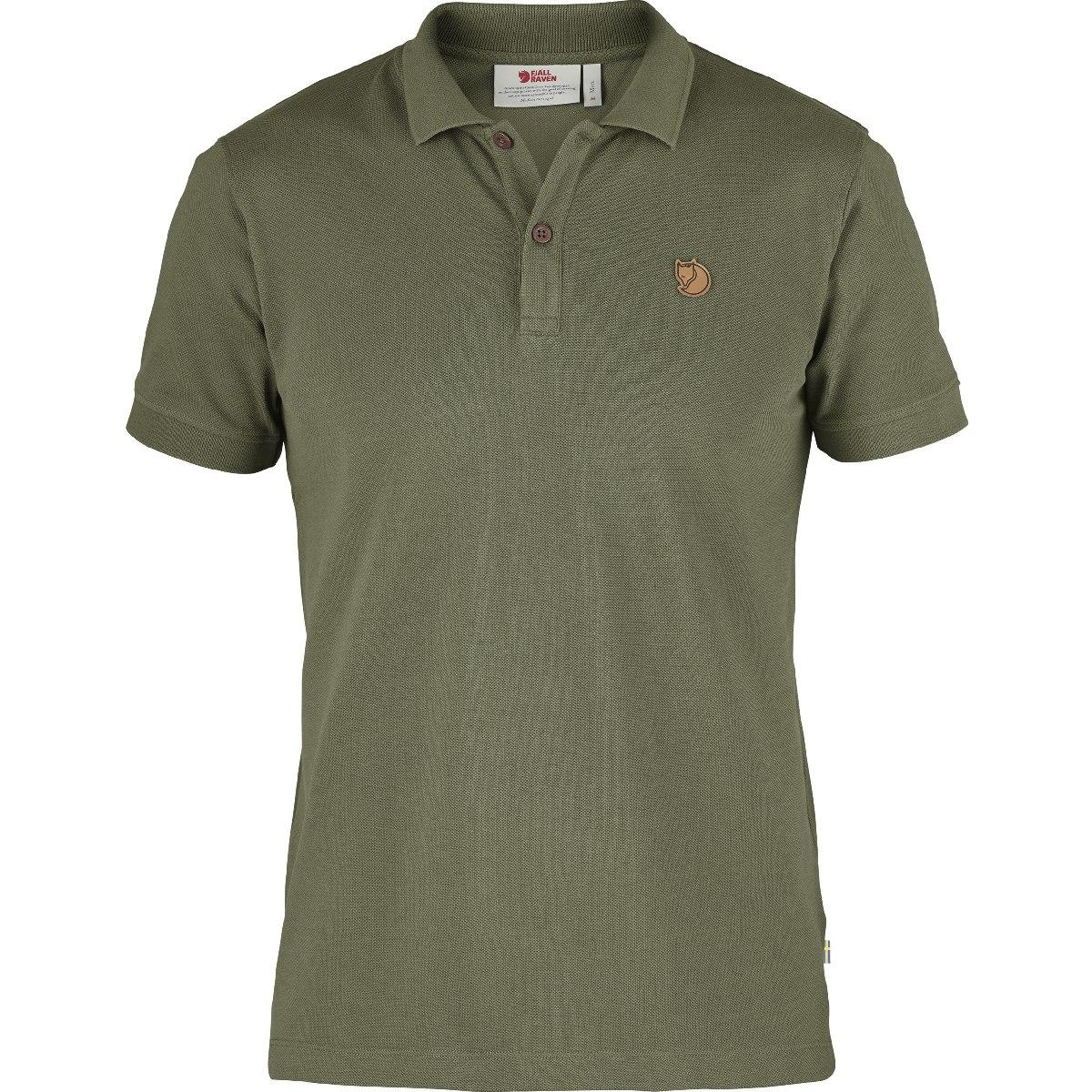 Fjällräven Övik Polo Shirt - green