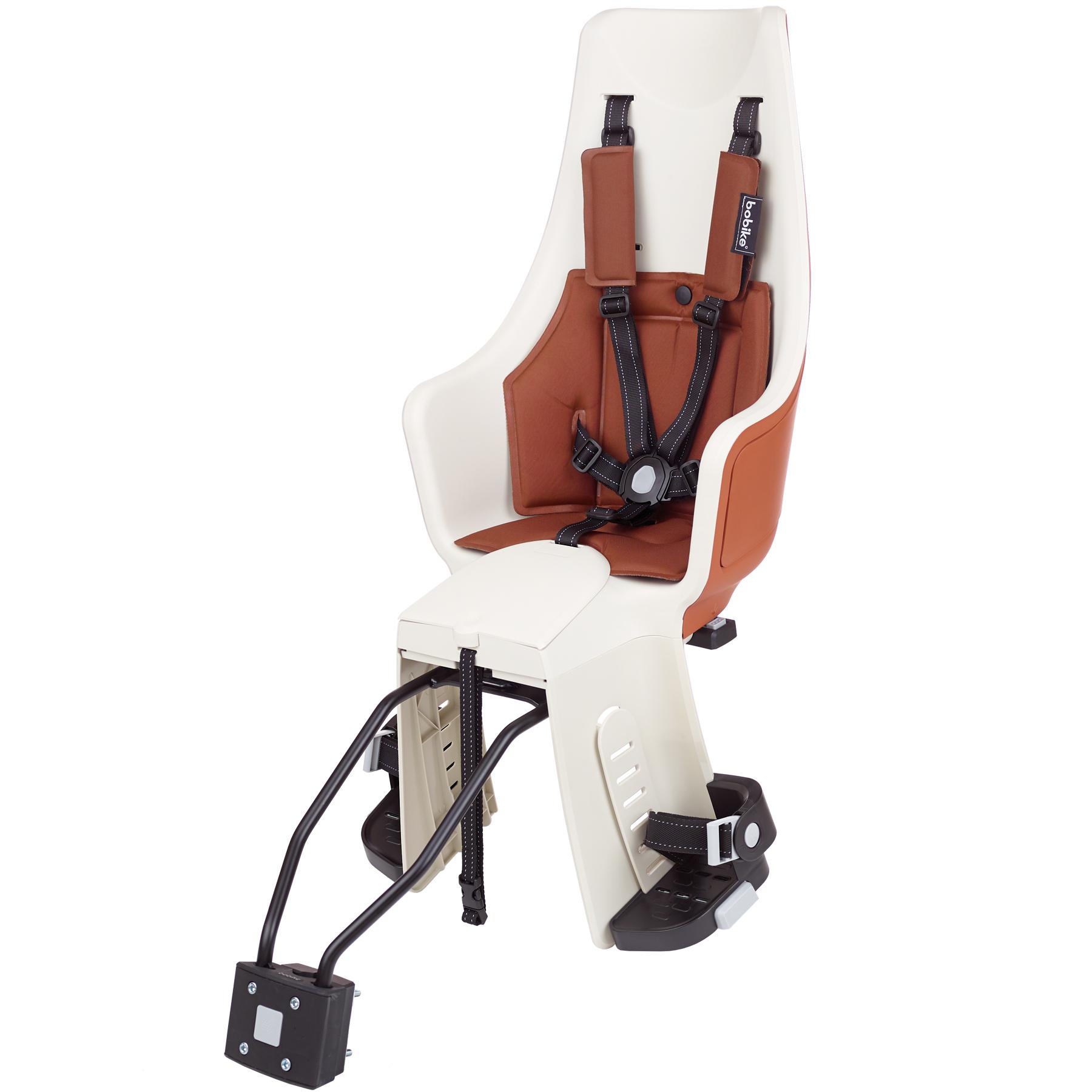 Bobike Exclusive Maxi Plus 1P Rear Child Seat - Cinnamon Brown