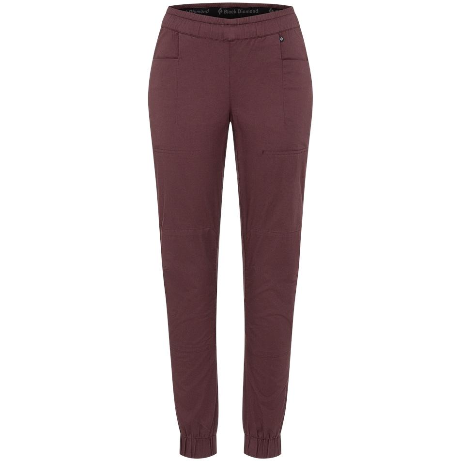 Black Diamond Notion SP Pants Womens - Plum