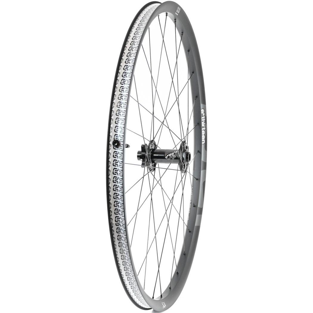 e*thirteen XCX MTN Race Carbon 29 Inch Front Wheel - 6-Bolt - 24mm - 15x110mm Boost