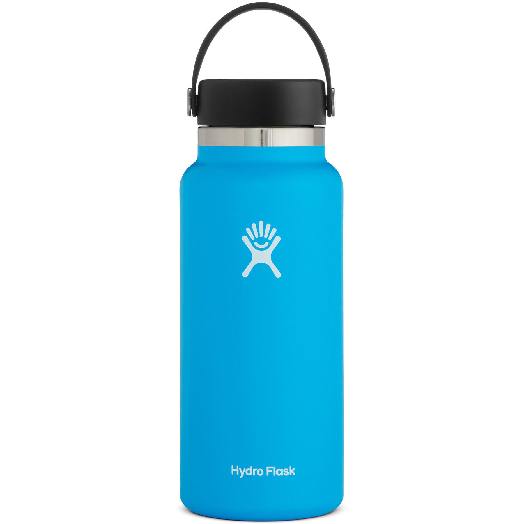 Produktbild von Hydro Flask 32 oz Wide Mouth mit Flex Cap 2.0 Thermoflasche 946 ml - Pacific