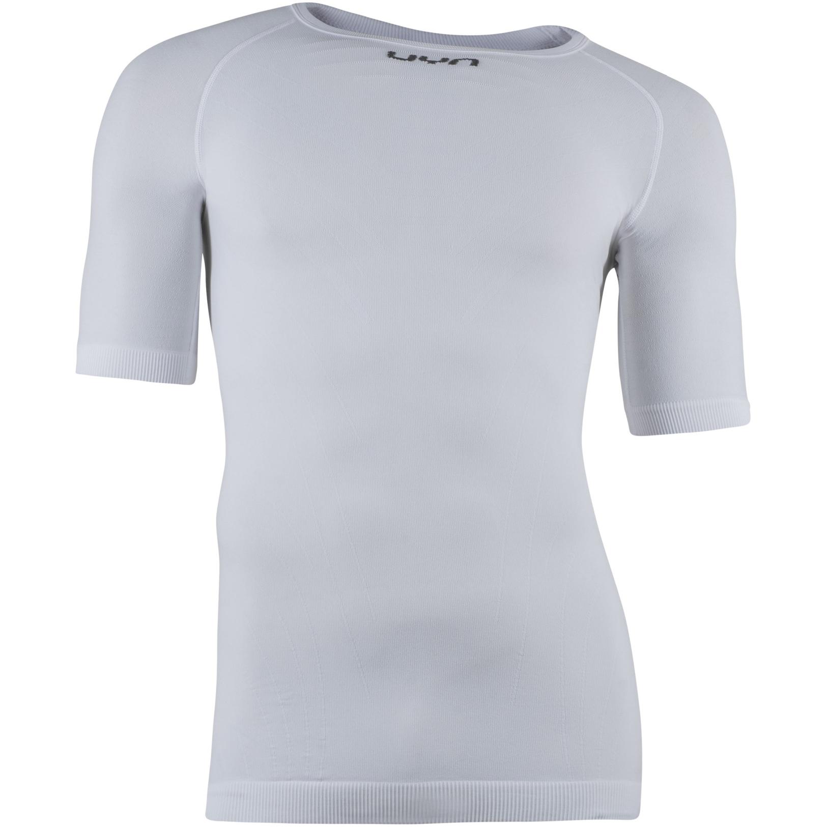 UYN Motyon 2.0 Herren Kurzärmliges Unterhemd - White