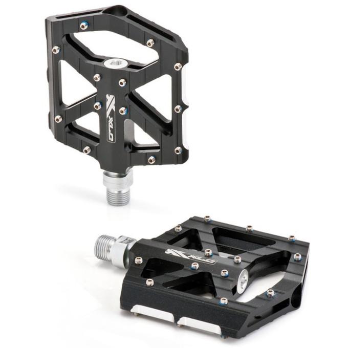 XLC PD-M12 MTB/Trekking Pedal - schwarz/silber
