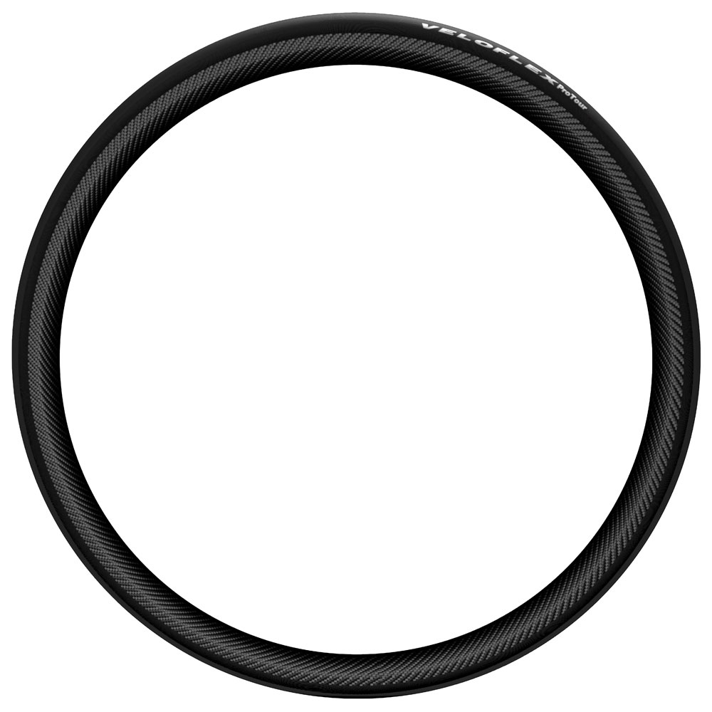 """Image of Veloflex ProTour Race Tubular Tire - 28""""-23mm - black"""