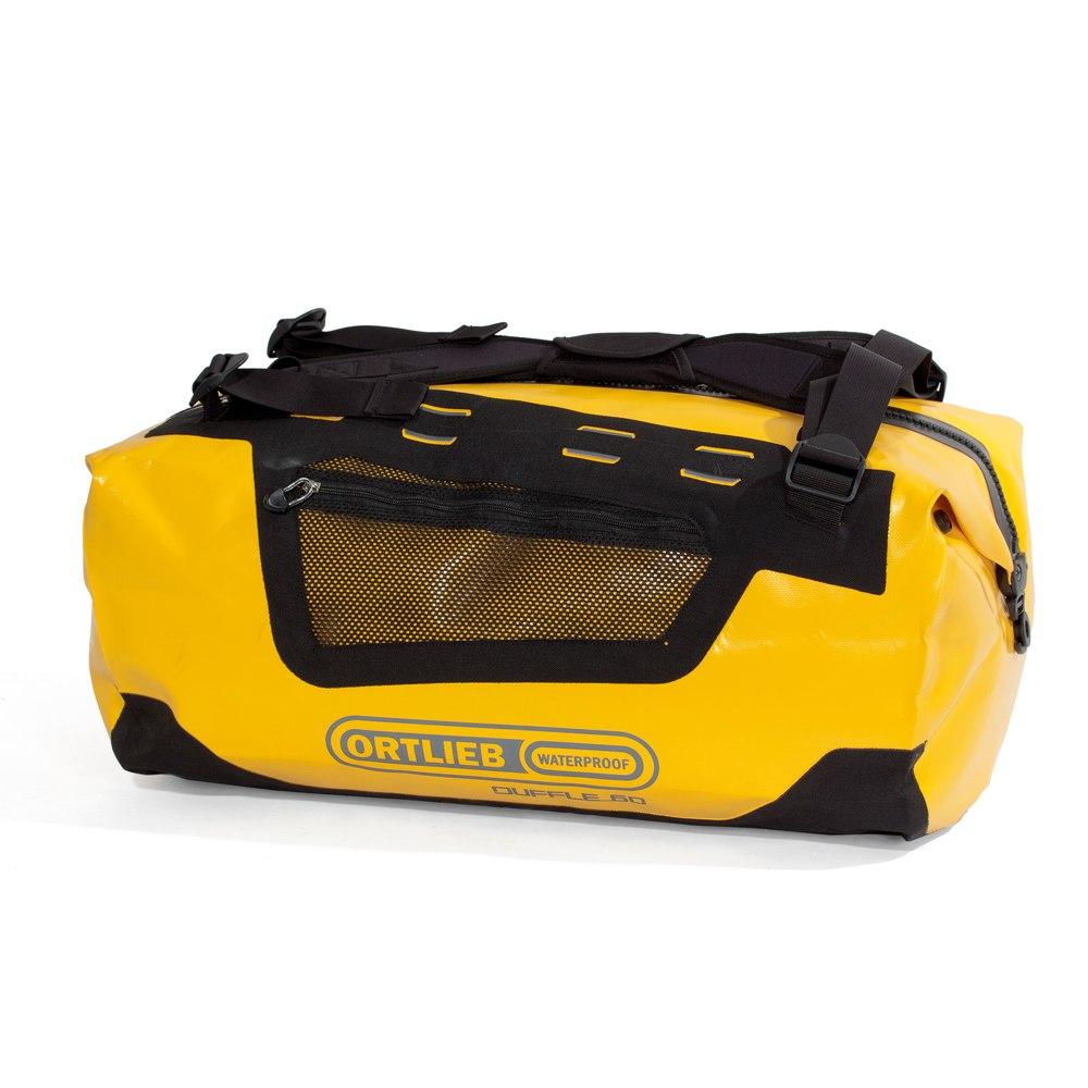 Produktbild von ORTLIEB Duffle - 60L Reisetasche - sun yellow-black