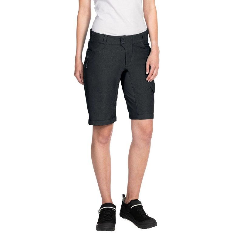 Bild von Vaude Tremalzo Damen Shorts II - schwarz