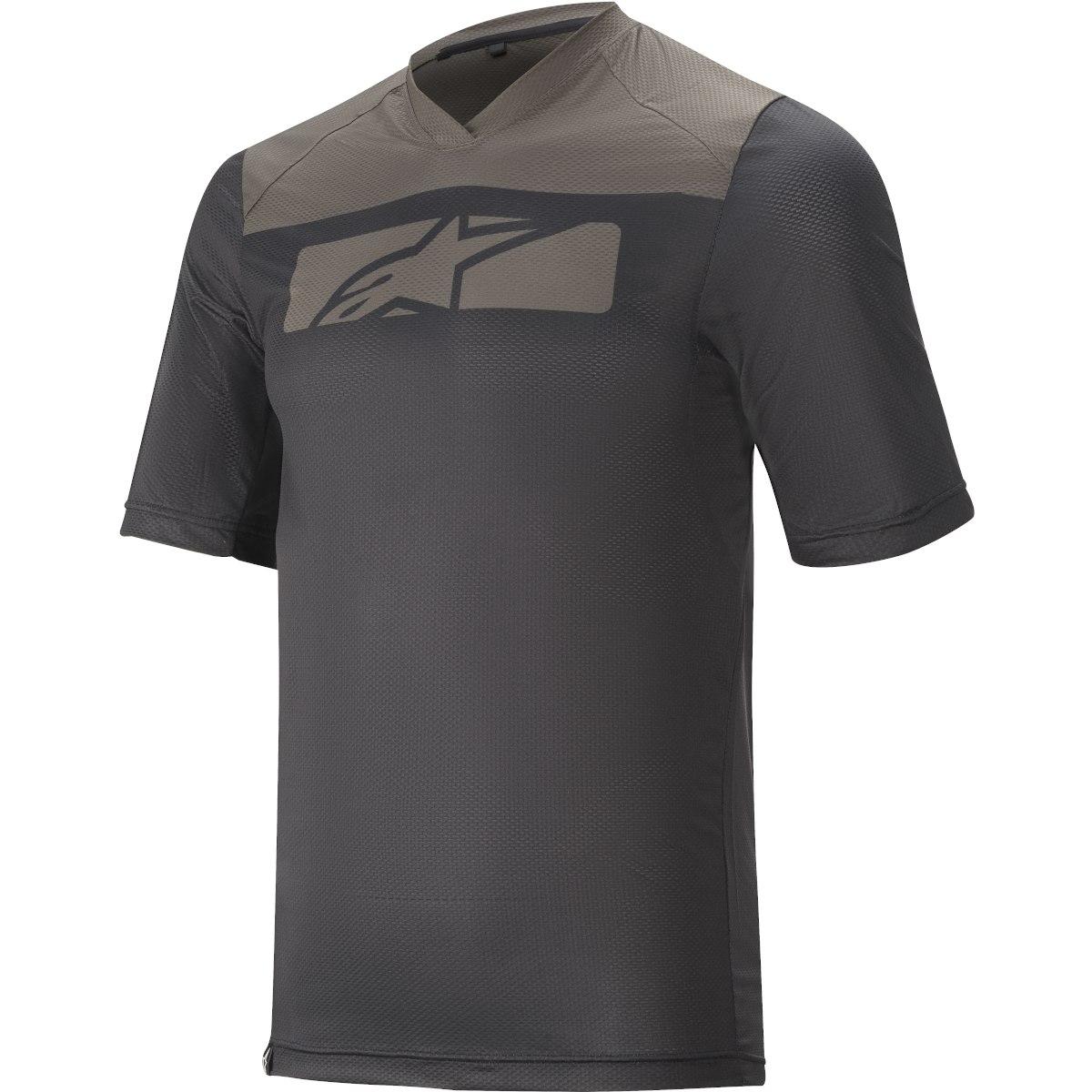 Alpinestars Drop 4.0 Short Sleeve Jersey - black/dark shadow