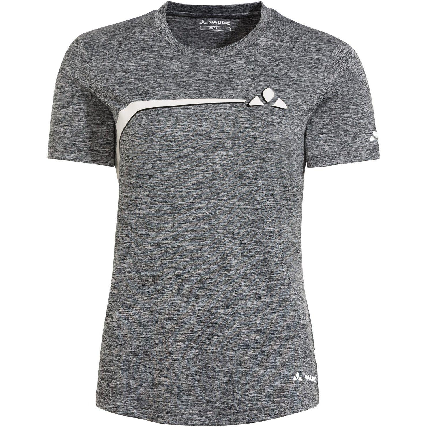 Vaude Bracket MTB Damen T-Shirt - black