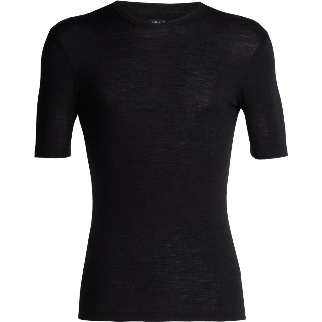 Produktbild von Icebreaker 175 Everyday Crewe Herren T-Shirt - Black