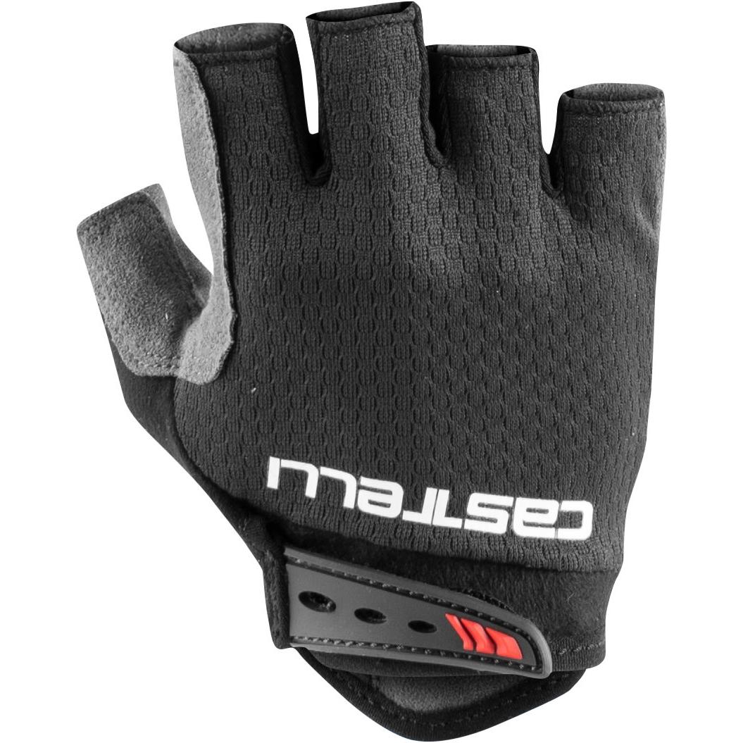 Castelli Entrata V Kid Gloves - light black 085