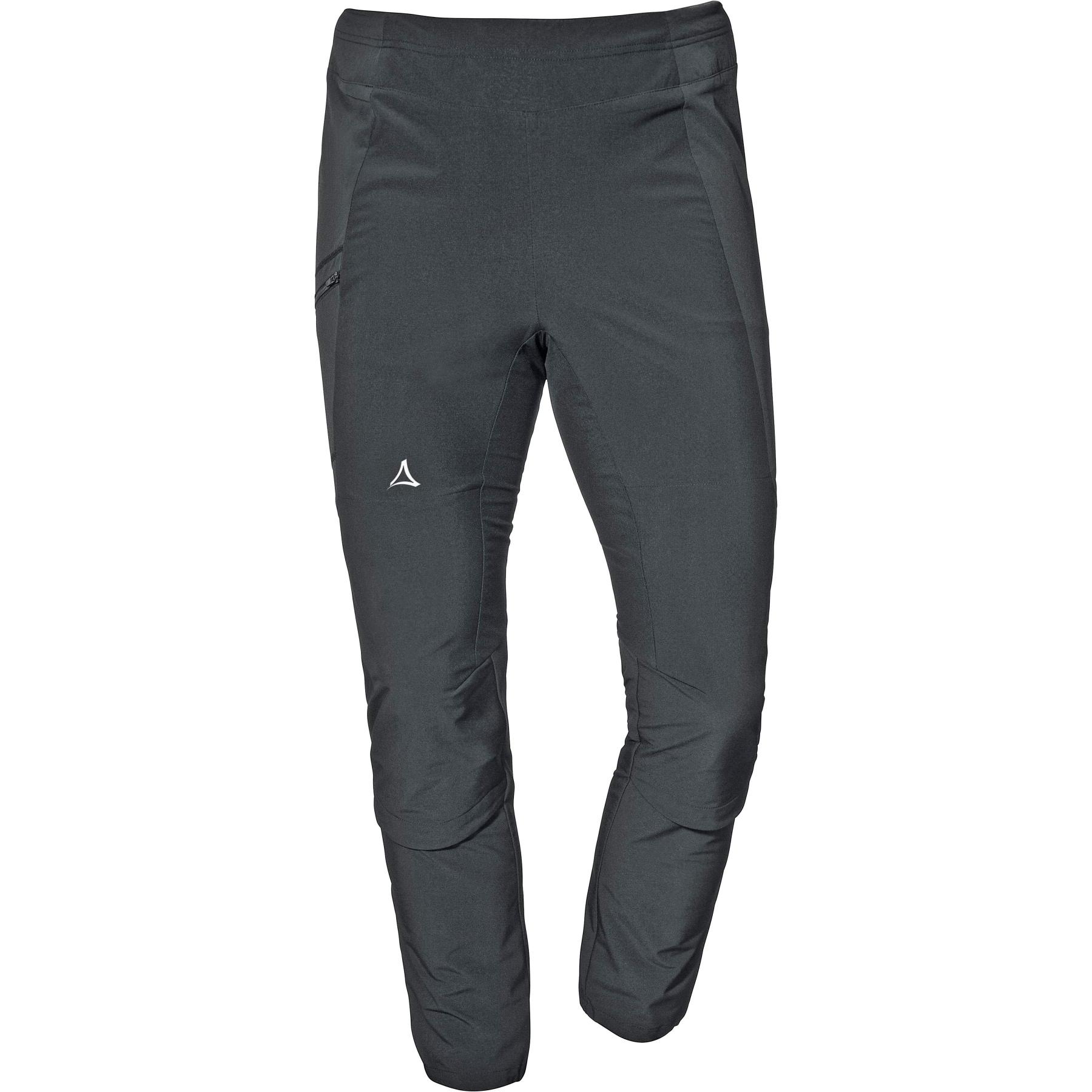 Schöffel Corno Hybrid Pants - black 9990