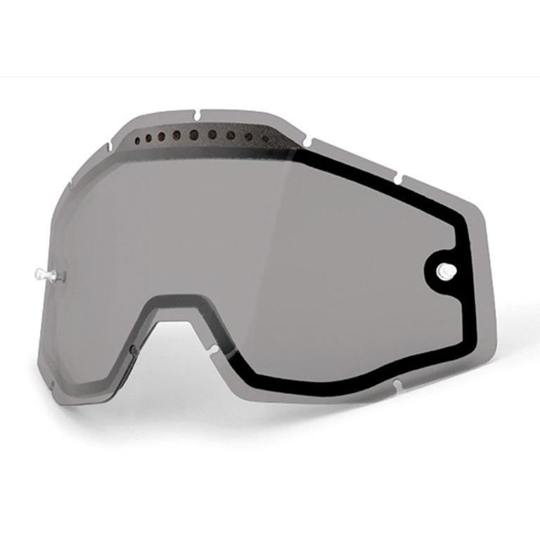 100% Vented Dual Lens - Smoke