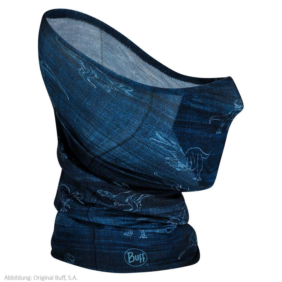 Buff® Filter Tube Facial Mask Kids - Vilmos Blue