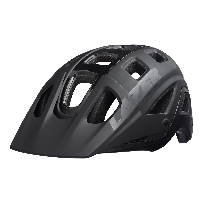 Lazer Impala Helm - matte full black