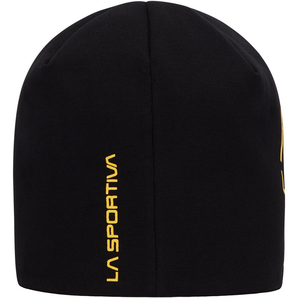 Image of La Sportiva Circle Beanie - Black/Yellow