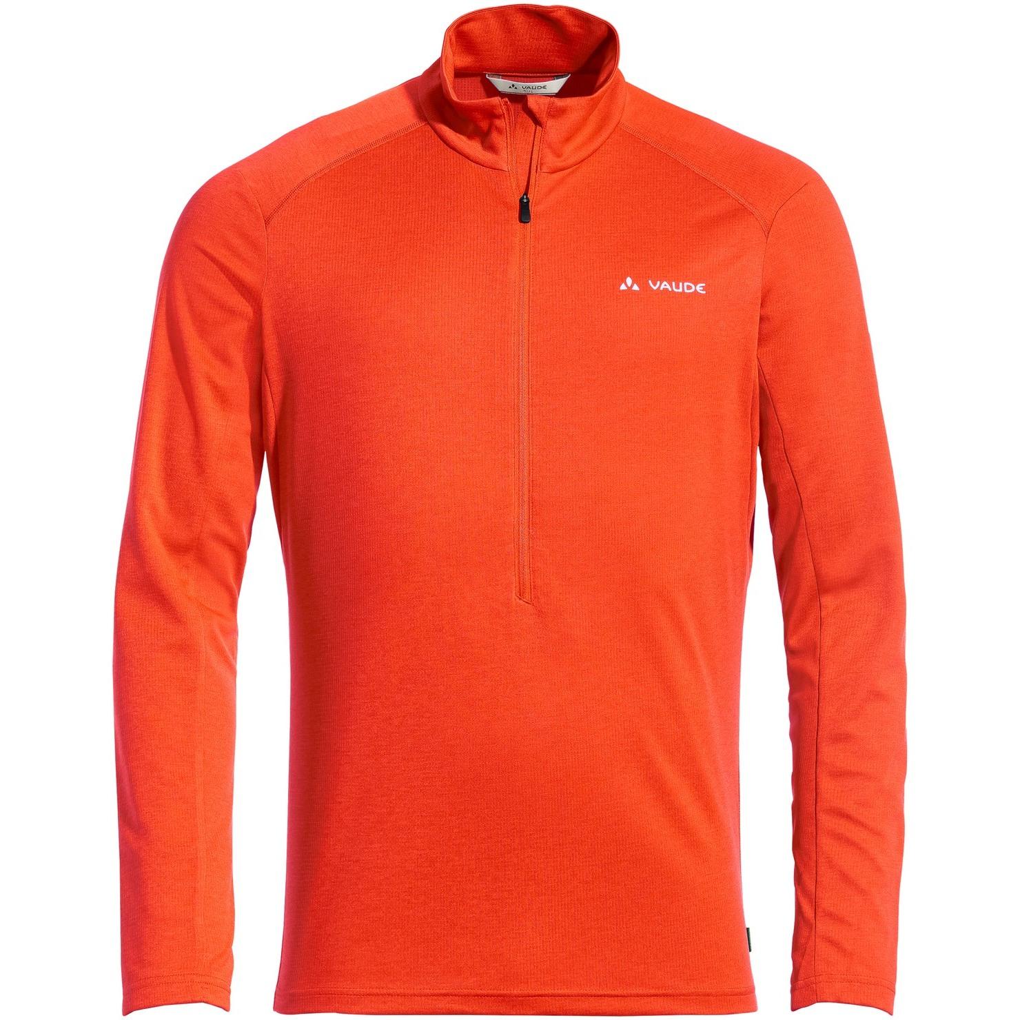 Vaude Men's Larice Light Shirt II - glowing red