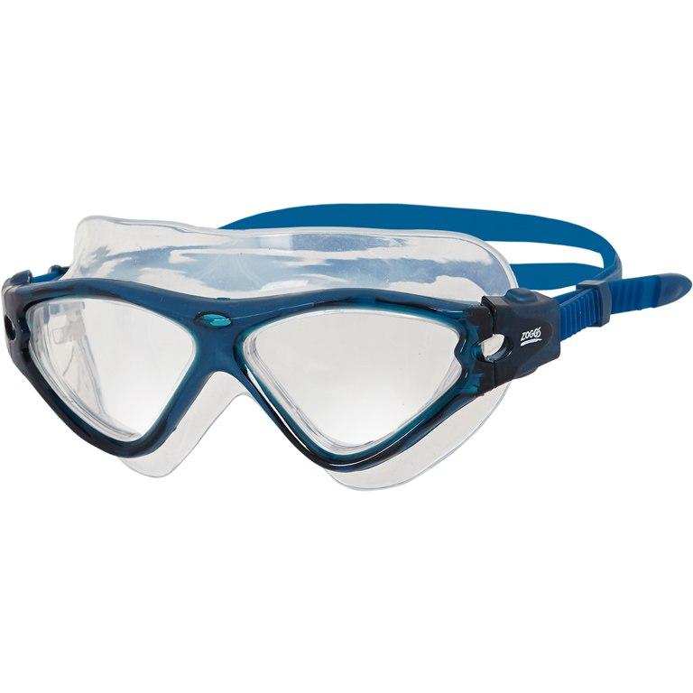 Zoggs Tri-Vision Mask Gafas de natación - blue/blue/clear