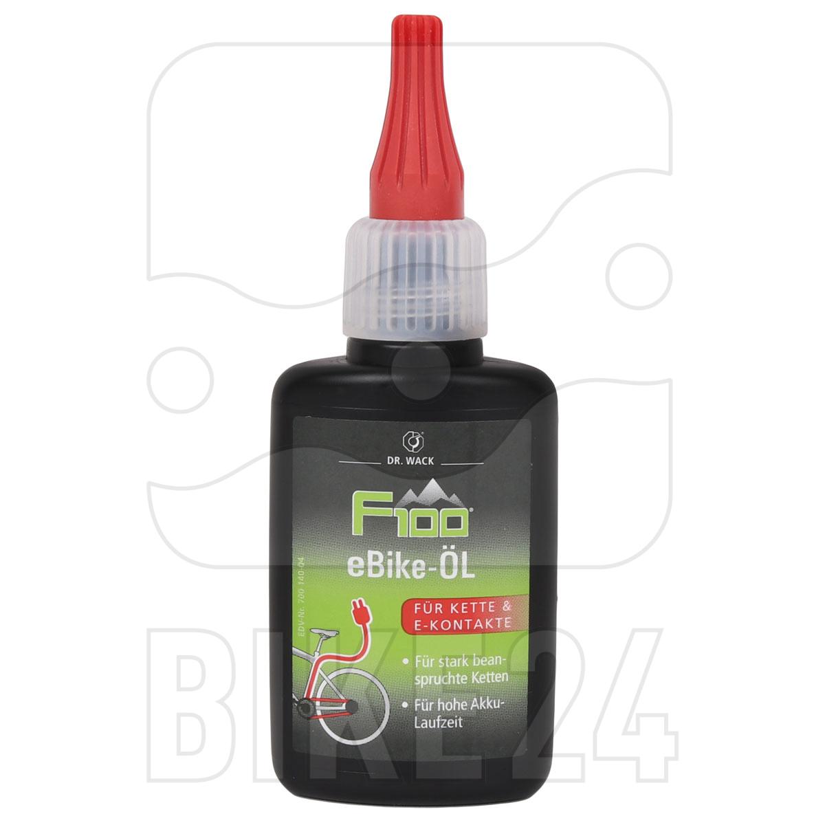 Dr. Wack F100 E-Bike Kettenöl - 50 ml