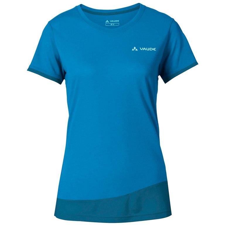 Vaude Sveit Damen Shirt - icicle