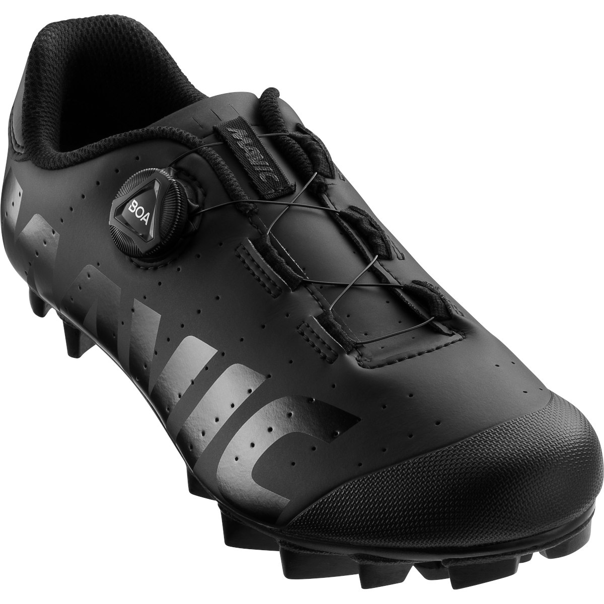 Mavic Crossmax Boa XC MTB-Schuh - black/black/black