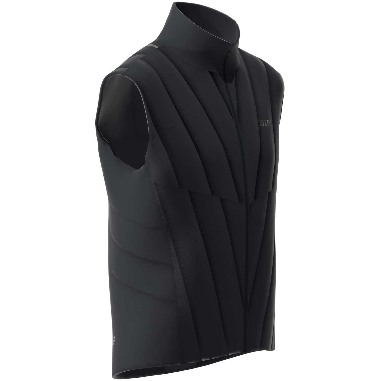CEP Winter Run Vest - black