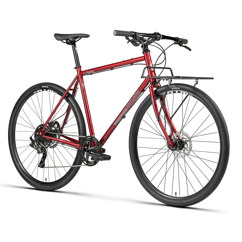 Image of Bombtrack Arise Geared - Trekkingbike - 2021 - glossy dark cherry