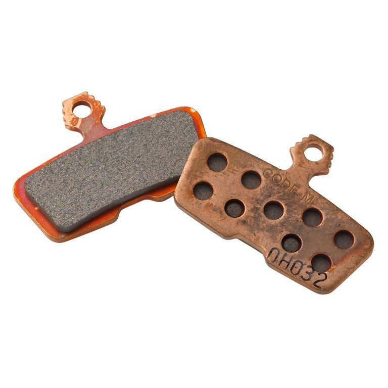 Avid Disc Brake Pads Code for model year 2011 to 2014 - Metal / without equipment