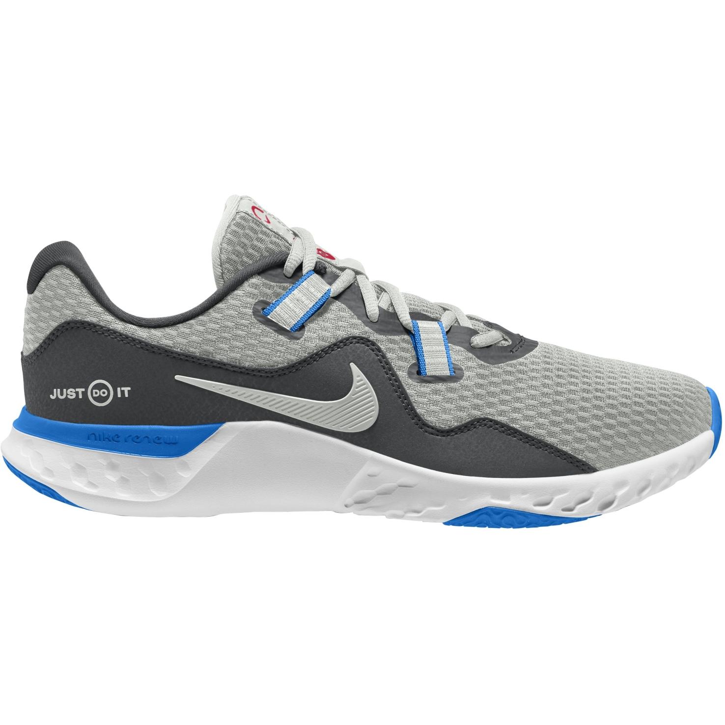 Produktbild von Nike Renew Retaliation TR 2 Herren Trainingsschuhe - grey fog/grey fog-iron grey-photo blue CK5074-014