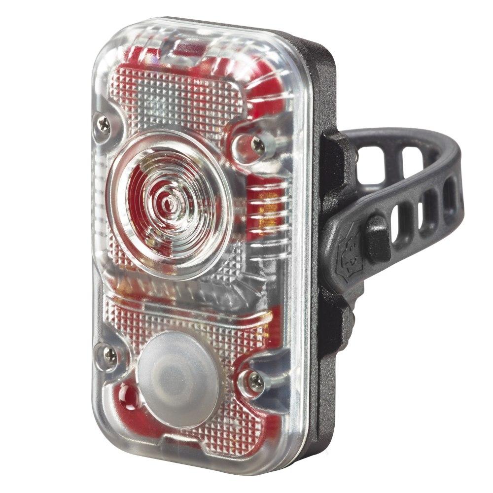 Lupine Rotlicht LED Rear Light - German StVZO approved - black