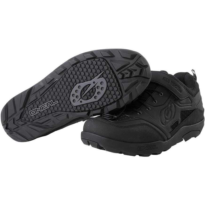 O'Neal Traverse Flat Shoe - black