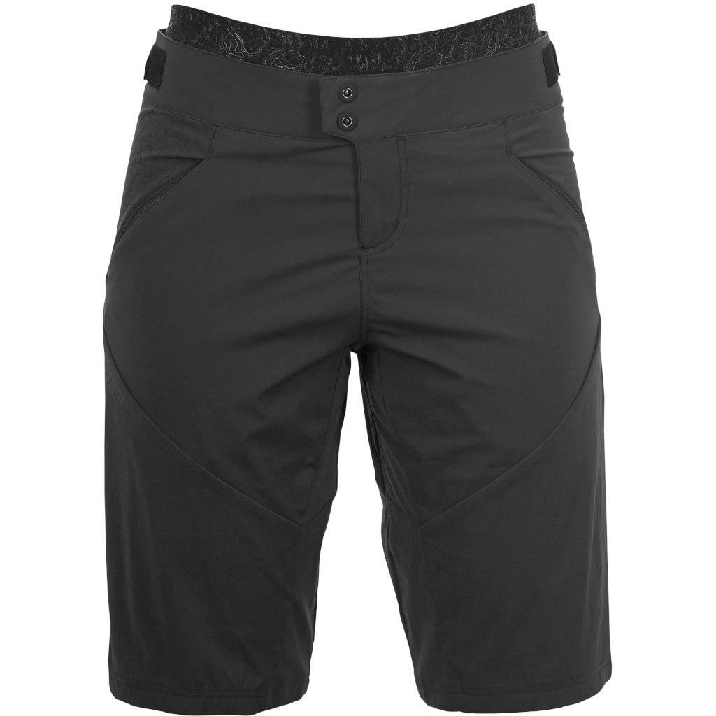CUBE AM WS Baggy Shorts Women incl. Liner Shorts - black