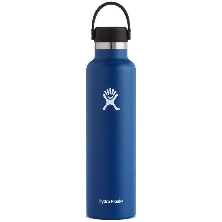 Produktbild von Hydro Flask 24 oz Standard Mouth Thermoflasche 710ml - Cobalt