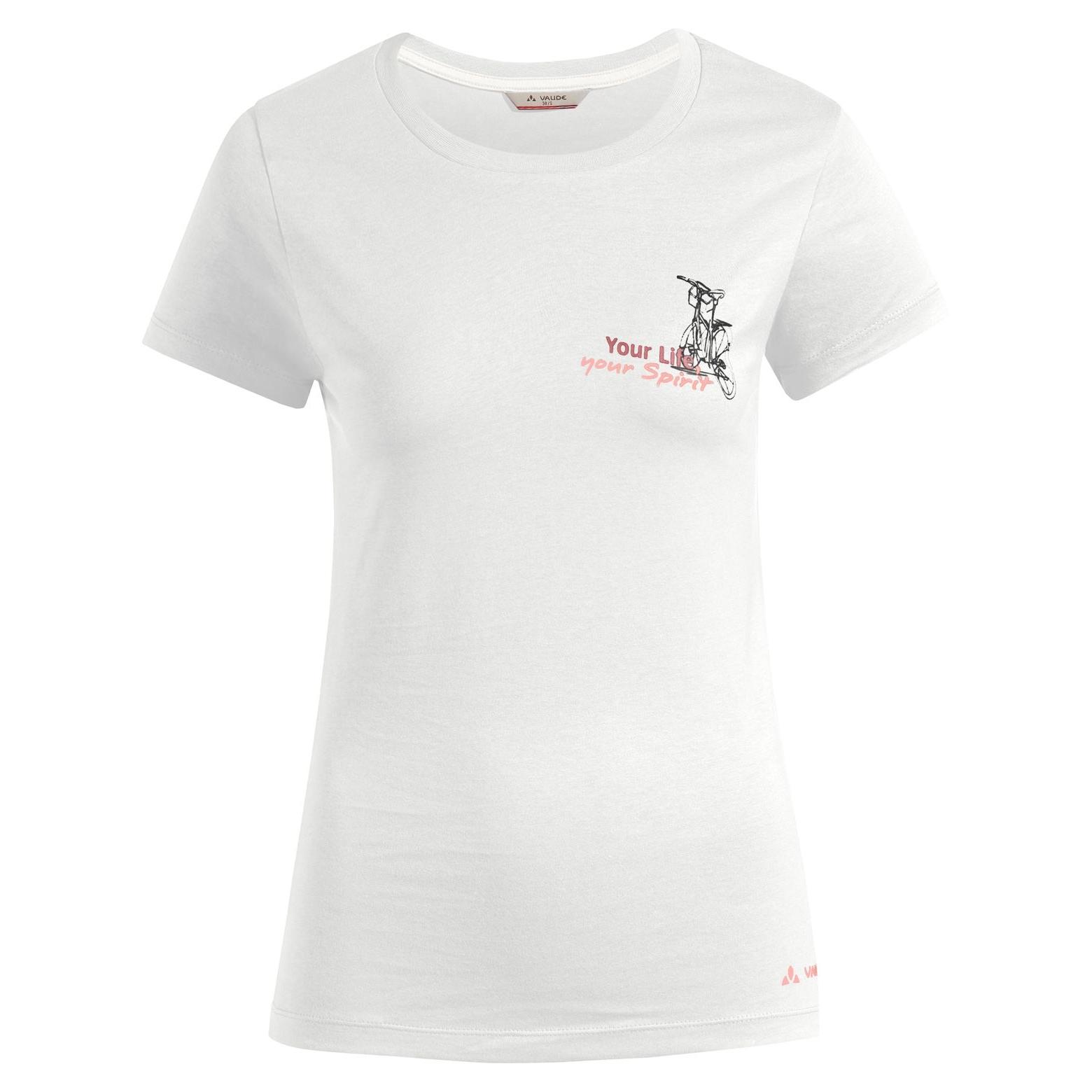 Vaude Women's Spirit T-Shirt - white