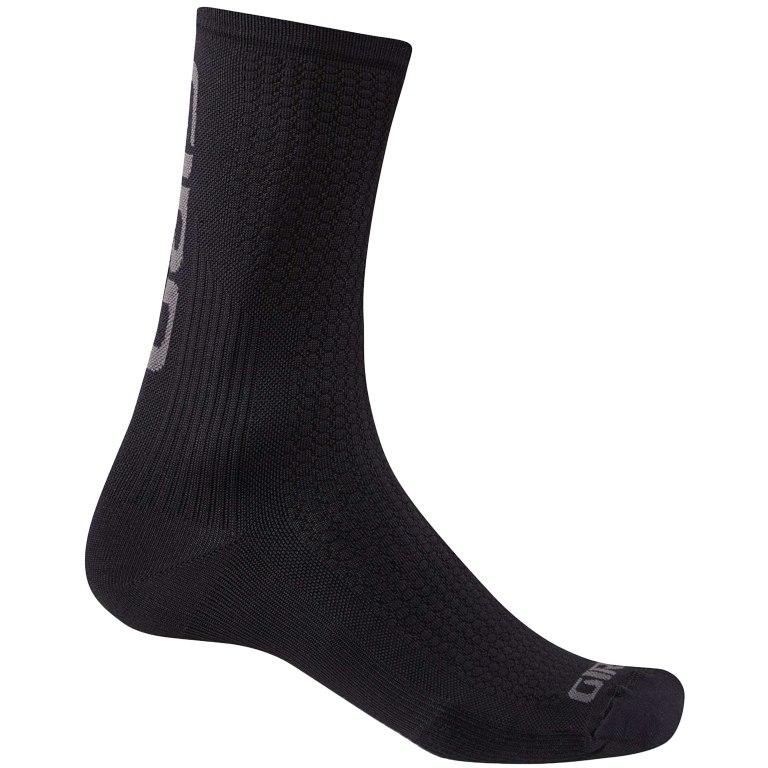 Giro HRC Team Socks - black/dark shadow 265033