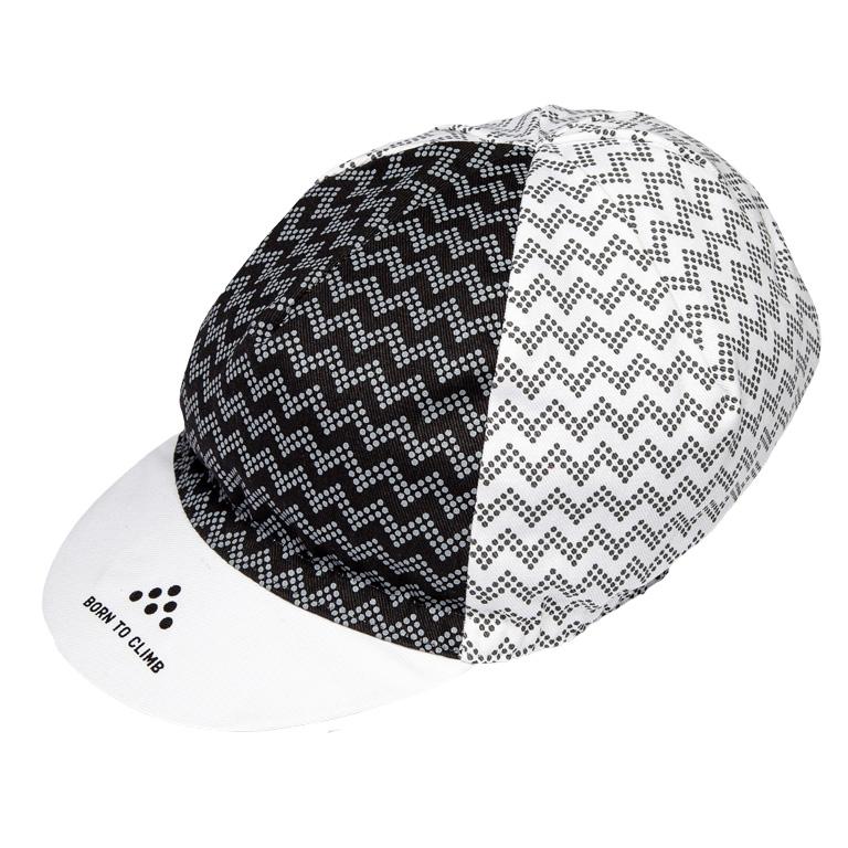 Isadore Climber's Cap - Black/White